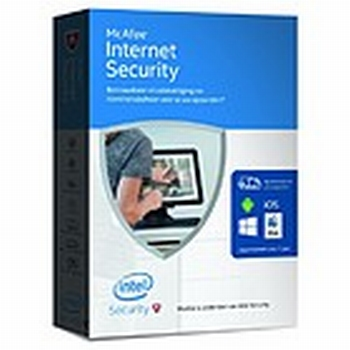 McAfee Internet Security NL - 1PC