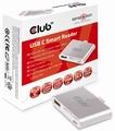 Club 3D USB C Smart Reader