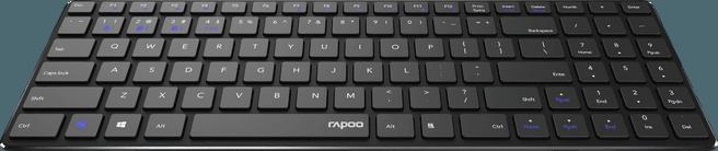 Rapoo Bluetooth en 2.4G Toetsenbord